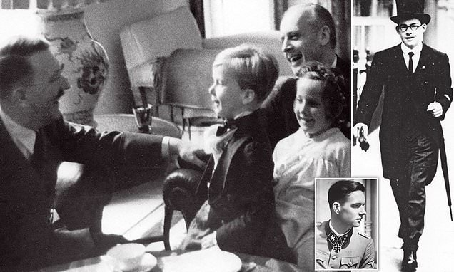 Von Ribbentrop's son shares unseen photos of gatherings with Hitler