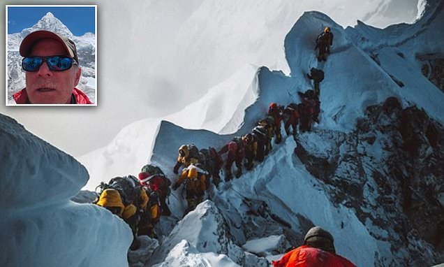 Budget firms to blame for 11 climbers dying on Everest in 10 days