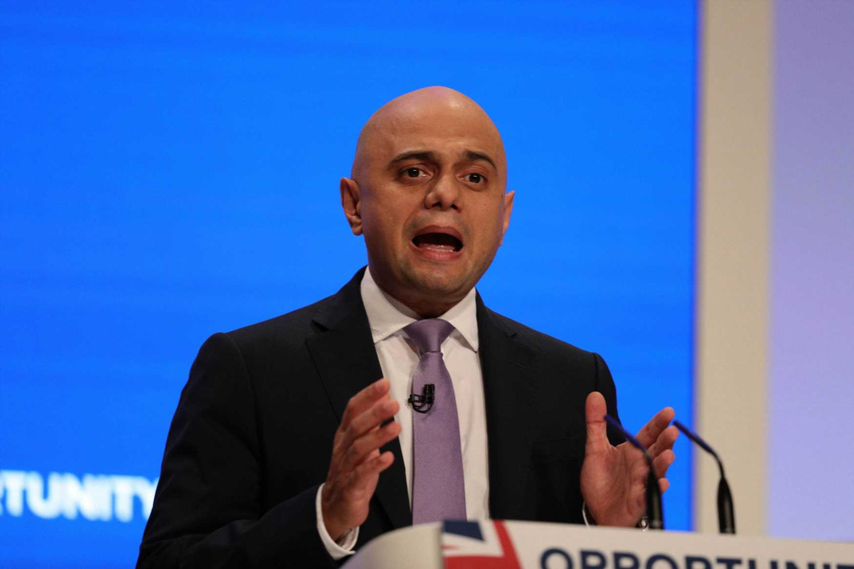 Will Sajid Javid be running for prime minister?