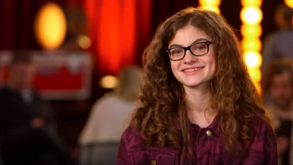 Sophie Pecora On America's Got Talent: Bullied teen raps for judges, overcomes fears