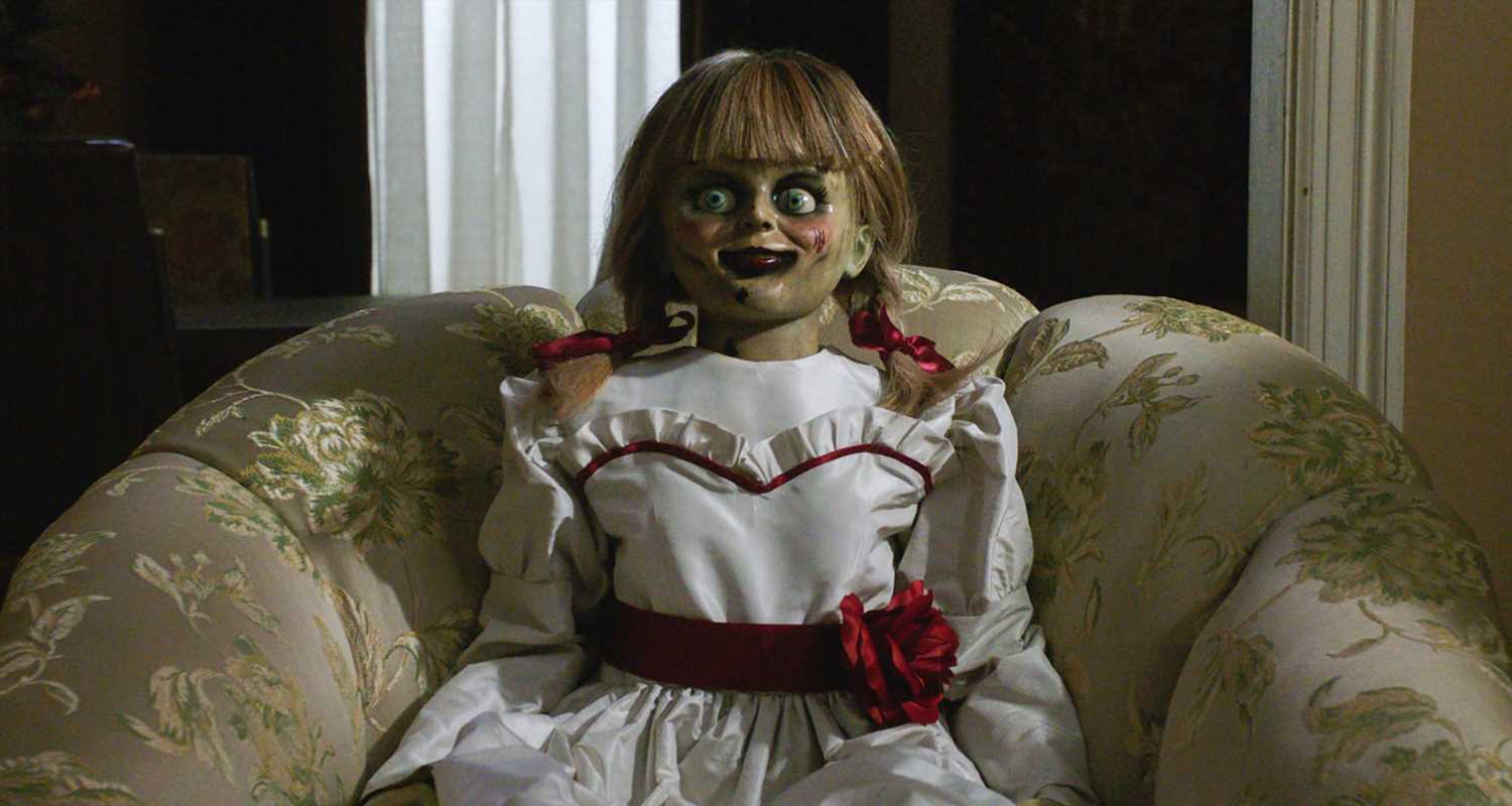 Annabelle Comes Home trailer introduces a terrifying new spirit