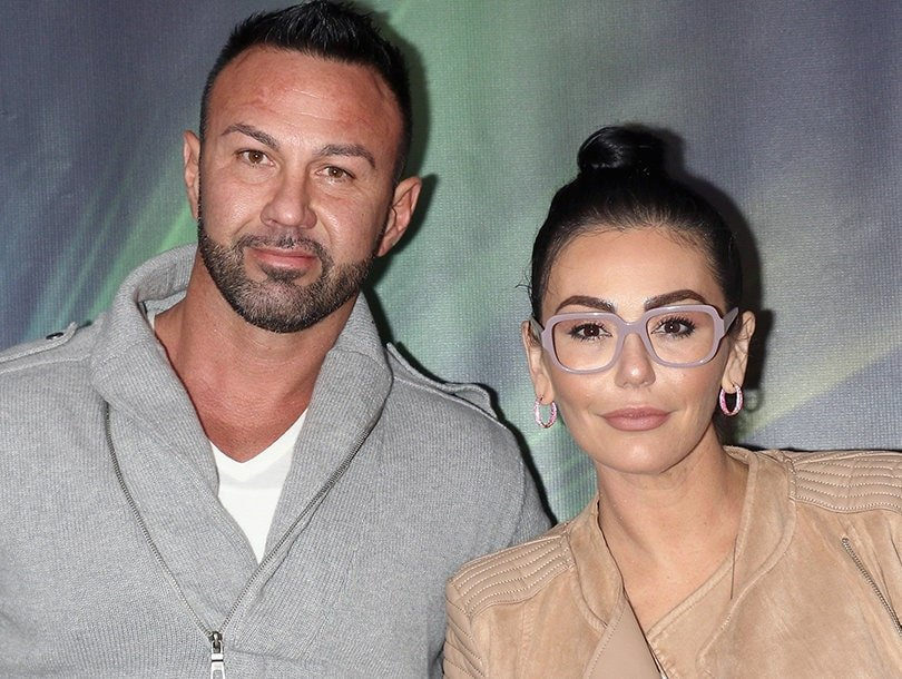 Roger Mathews Defends Jenni 'Jwoww' Farley from 'Negative Comments' About Her Parenting