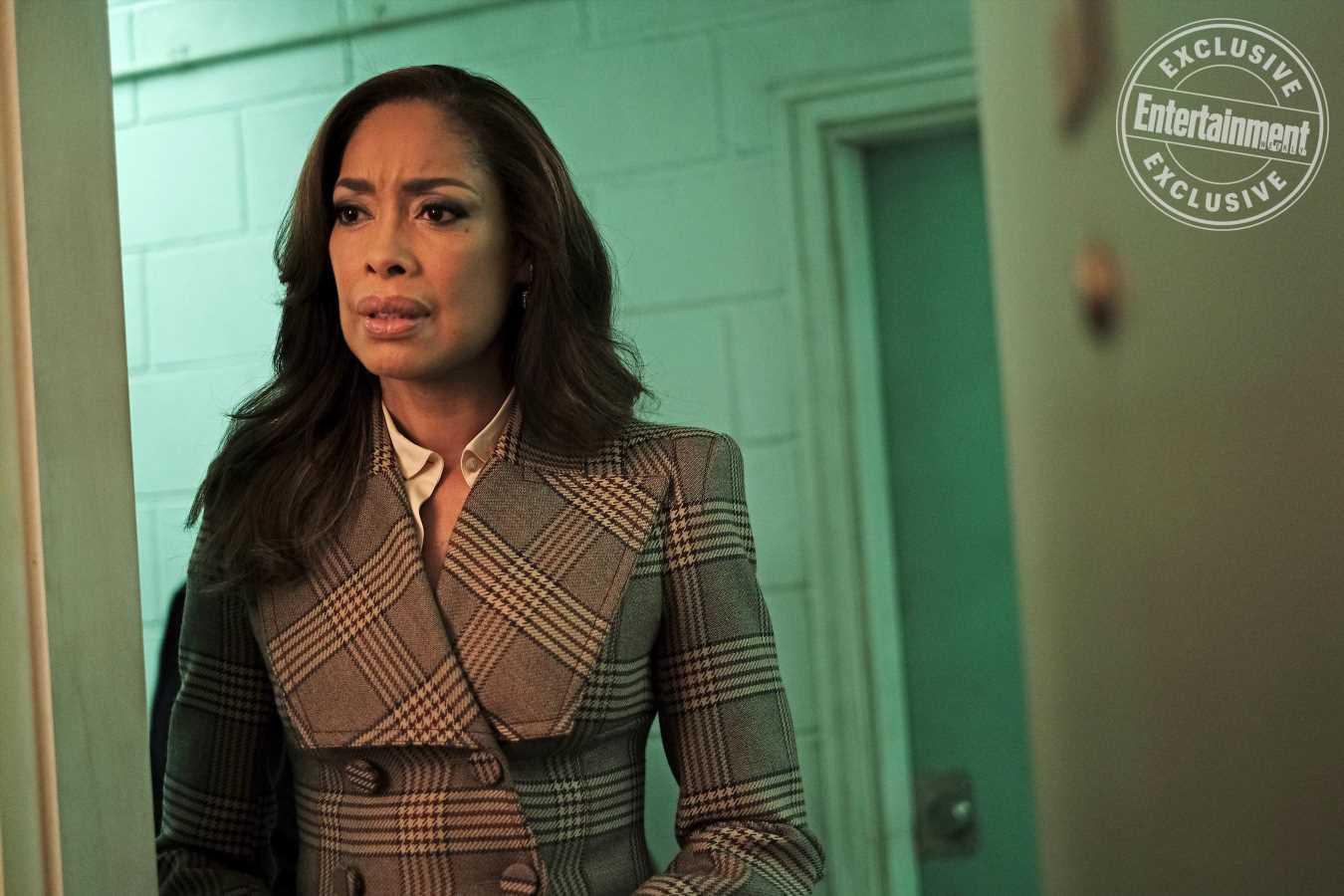 Gina Torres on how her spin-off Pearson differs from Suits