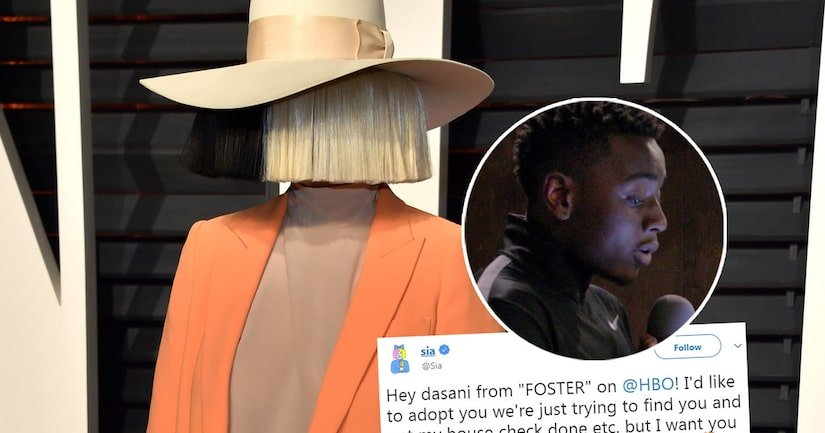 Sia Offers to Adopt Rapper Teen Dasani From HBO's 'Foster'