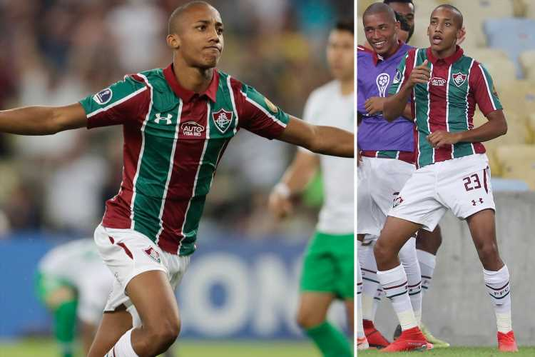 Brazil wonderkid Joao Pedro is latest superstar in Rio and the 17-year-old Flumiense phenomenon has already been snapped up by Watford