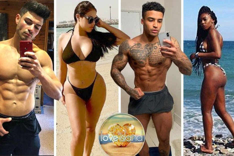 Love Island 2019 cast show off their unbelievable bodies ahead of 'sexiest season yet'