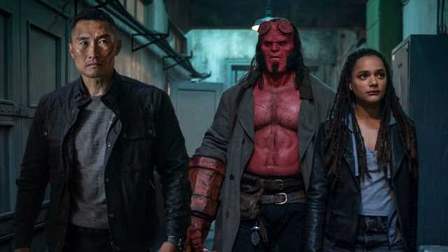 Hellboy Reboot Star David Harbour Explains The Movie's Failure